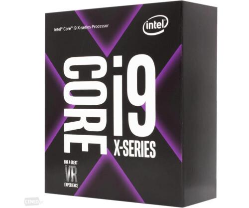 Intel Core i9 9820X / 16.5M / 4.1GHz / 10 nhân 20 luồng